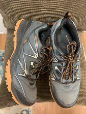 Merrell Mens Gray & Orange Tennis Shoes sz 9.5