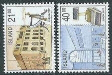 1990 EUROPA ISLANDA MNH ** - B