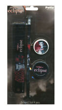 THE TWILIGHT SAGA ECLIPSE 4PC PENCIL STATIONERY GIFT SET SCHOOL COLLEGE