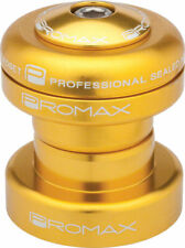 Promax PI-1 Alloy Sealed Bearing 1 Press in Headset Gold
