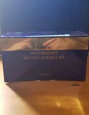 Shiseido Revital Wrinklelift Retino Science AA eye mask 12pieces WITH GIFTS!!!