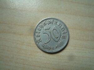 50 Reichspfennig 1939 E