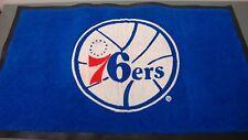 76ers Door Entrance Floor Mat  Vintage NOS