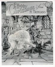 Pure Hell of St. Trinians original 1960 8x10 photo Erica Rogers Christmas tree