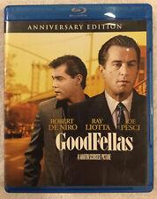 Goodfellas (Blu-ray Disc, 2015, 25th Anniversary Edition)