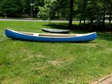 70's Old Town 16ft Canoe