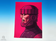Sentinel Mondo Mike Mitchell Portrait Print Marvel Comics X-Men Giclee Proof