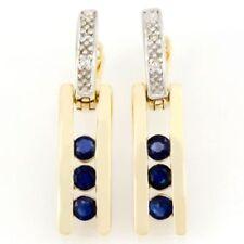 Beauty Gold Clip - On Fine Earrings