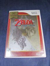 The Legend of Zelda: Twilight Princess (Nintendo Wii, 2006) 100% scratch free