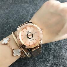 2018 Brand New Round PANDORAS Watch Women Lady Steel Quartz Bear Wristwatch GIFT