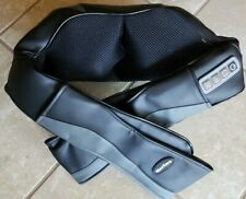 Shiatsu Back Shoulder & Neck Massager w/Heat Deep Tissue 3D Kneading See Descrip