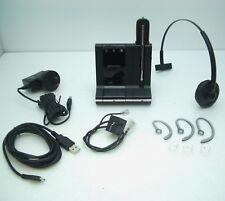 Plantronics Savi W740-M Convertible Wireless Headset System PC / Phone / Mobile