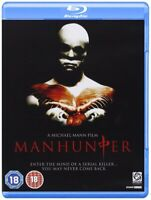 Manhunter - William Petersen, Kim Greist, Michael Mann NEW BLU-RAY UK REGION B