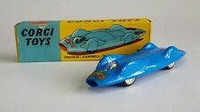 Corgi Toys No. 153A, Proteus-Campbell Bluebird Car, - Superb N.Mint Condition.