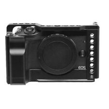 US Housing Cage Camera Full Cover Case Cold Shoe Mount for Canon EOS M6 Mark II