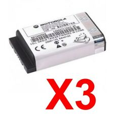 Lot Of 3 Oem Motorola Nntn4655B Extended Battery i730 i670 i736 i90 i860 i560