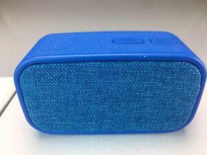 Portable Wireless Bluetooth Speaker - Blue