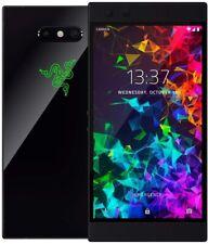 Razer Phone 2 | GSM Unlocked | Mirror Black | AT&T T-Mobile | 64GB | Very Good