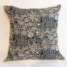 Klimt Kiss Artistic William Morris Design Tapestry Cushion Filled Signare