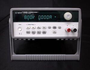 Agilent E3644A 8V 8A / 20V 4A DC Power Supply