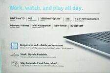 HP Notebook  Laptop15-da0033wm 15.6 inch 1 TB, Intel Core i3 8th Gen, 2.20 GHz