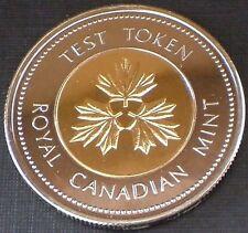 2004-2006 Canadian Twoonie $2 Dollar Test Token ~Super Rare~