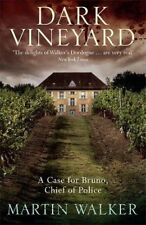 Martin Walker __ Dark Vineyard__Brandneu__Portofrei UK