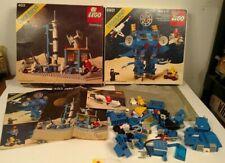 Vintage 80s Classic Lego Space Parts, Boxes, Instructions partial 6951 483 6842