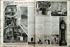 More details for with great sails turning historic british winds vintage article 1948