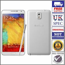 Samsung Galaxy Note 3 III SM-N9005 - 32GB - White (Unlocked) Smartphone -