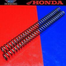 OEM 2000-2007 HONDA  XR650R FORK SPRINGS FRONT SUSPENSION COILS