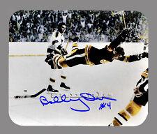 Item#3043 Bobby Orr Goal Boston Bruins Facsimile Autographed Mouse Pad