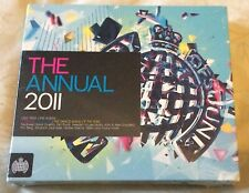 The Annual 2011 Cd - Ministry of Sound - sealed
