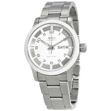 Mido Multifort Automatic Silver Dial Ladies Watch M018.830.11.012.00