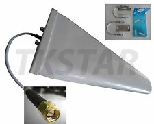 2600MHz LTE 4G 3 G UMTS GSM ESTERNA AMPLIFICATORE ANTENNA Stabantenne SMA Router