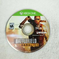Battlefield Hardline Deluxe Edition (Microsoft Xbox One, 2015) DISC ONLY