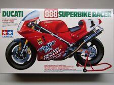Tamiya 1:12 Scale Ducati 888 Superbike Model Kit - New - Doug Polen # 1 Champion