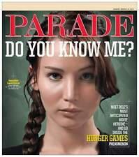 THE HUNGER GAMES ✦ Jennifer Lawrence Katniss {Free Ebooks TRILOGY} Castle PARADE