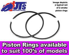 REPLICA SUZUKI PISTON RINGS 1.00 OVERSIZE SUIT A100 / GT200 X5 / SB200 (51.00mm)