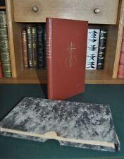 █ Das Buch der Christlichen Familie 1946 F.X. Le Roux & Cie à Strasbourg █