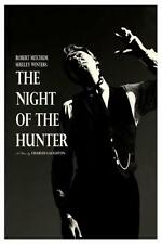 Night of the Hunter Large Poster Robert Mitchum Shelley Winters Charles Laughton
