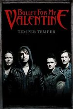 BULLET FOR MY VALENTINE GROUP 91.5 X 61CM POSTER NEW OFFICIAL MERCHANDISE