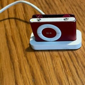 Apple iPod Shuffle 2nd Generation (product) red (1 GB)