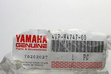 2002-2011 ZUMA YAMAHA (SYB204) NOS OEM 4VP-H4747-00-00 COVER LICENSE LIGHT COVER