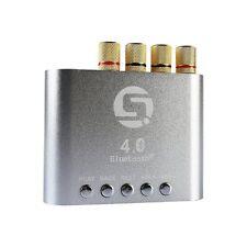 Mini 50W+50W Stereo Hifi Bluetooth Power AMP Amplifier Audio Headphone (Slive FT