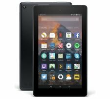 """Fire 7 Tablet with Alexa, 7"""" Display, 8 GB, Black, Brand New"""