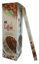 Encens Coffee 200 Bâtonnets d'encens indien café Parfum d'intérieur