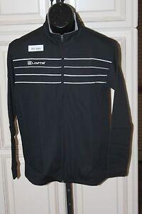 Loft 8 Mens Golf Outerwear Jacket (Medium M) Black   PO284  NEW
