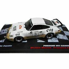 Porsche 911 Carrera RS Mouton Rally España 1977 1:43 Ixo Altaya Diecast