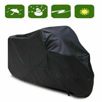 Housse de protection Moto VTT Couvre-Moto Couverture Noir impermeable